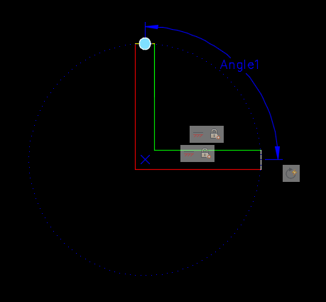 Dynamic Block With Angle - Step 3a